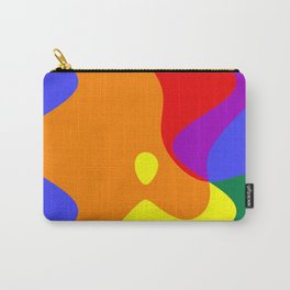 LGBTQ Abstract Art Carry-All Pouch