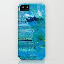 C Foam iPhone Case