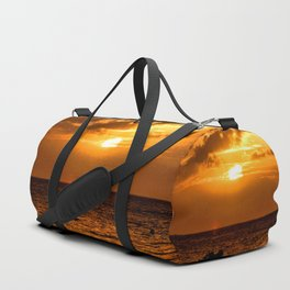 I Want To Live As I Have Never Lived Duffle Bag