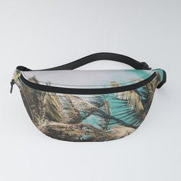 Palm Trees and Island Breeze Fanny Pack