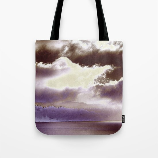 Sky Ring Tote Bag
