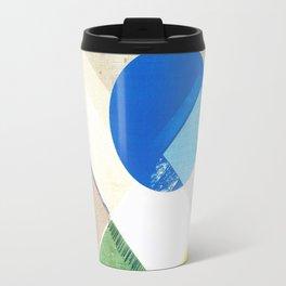 abstract dog sketch Travel Mug