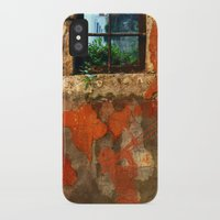 window iPhone & iPod Cases featuring Window by Cansu Girgin