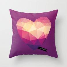 Vector Love 01 Throw Pillow