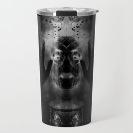 By the light of MY cauldron Travel Mug