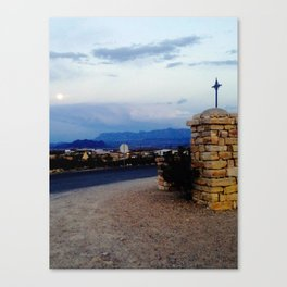 Terlingua Canvas Print