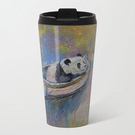 Panda Moon Travel Mug