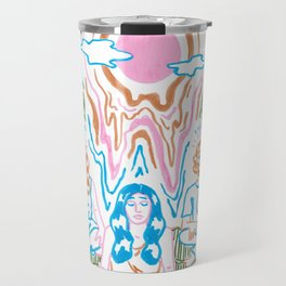 The Unbearable Hotness of Being Travel Mug