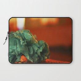 Paper florwers Laptop Sleeve