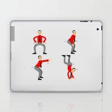 KRAF-TWERK Laptop & iPad Skin