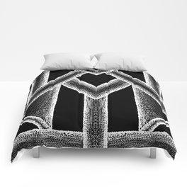 Pointilism 2 Comforters