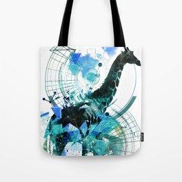 Infinite Species - Wildlife Design Tote Bag