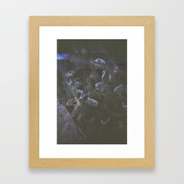 Life is about details. Framed Art Print
