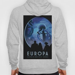 Visions of the Future - Europa: Discover Life Under The Ice Hoody