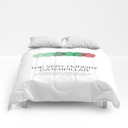The Very Hungry Caterpillar Comforters