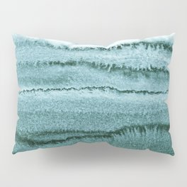 WITHIN THE TIDES - OCEAN TEAL Pillow Sham