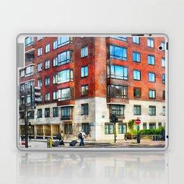 London city art 1 #london #city Laptop & iPad Skin