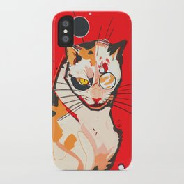 Calico Planet iPhone Case