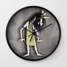 Grudge Unicorn Wall Clock
