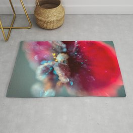 Crystal Orchid Sparkles Rug