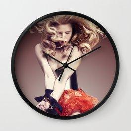 LadyPrisoner Wall Clock