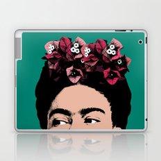 Frida Kahlo, Celebrity Portrait Laptop & iPad Skin