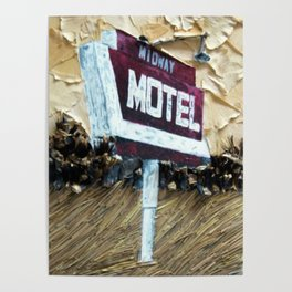 Midway Motel Poster