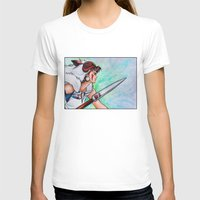 mononoke T-shirts featuring Mononoke by Kimberly Castello