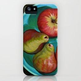 Apple Bowl iPhone Case