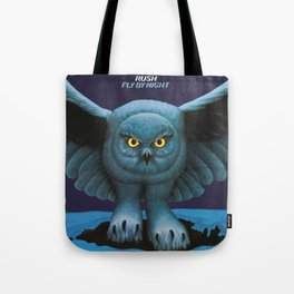 Rush Fly By Night Tote Bag