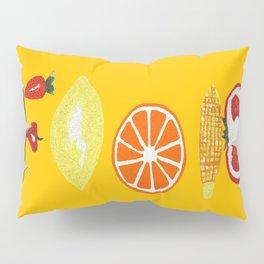 Good Food Pillow Sham