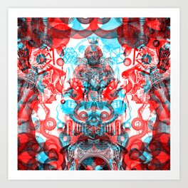 KYBALION Art Print