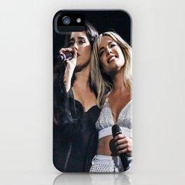Halsey x Lauren Jauregui 2 iPhone Case