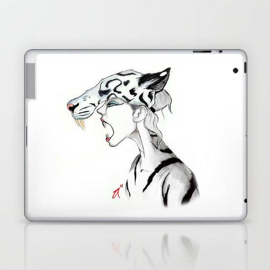 The Masquerade:  The Siberian Laptop & iPad Skin