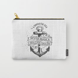 A smooth sea Carry-All Pouch