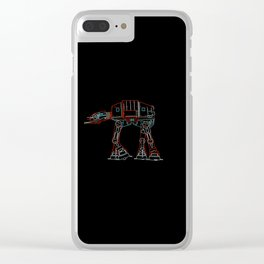 Incoming Hothstiles Clear iPhone Case