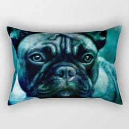 french bulldog /Agat/ Rectangular Pillow