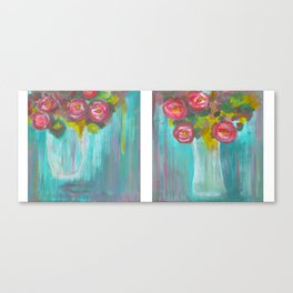 Just in Time for Spring Canvas Print