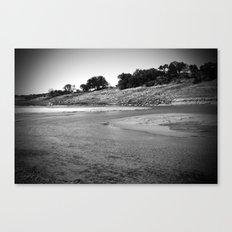 lake travis Canvas Print