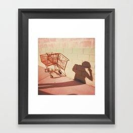 1821000 Framed Art Print