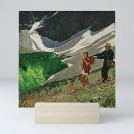Cosmic sludge Mini Art Print