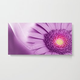 Flower - Gerbera Metal Print