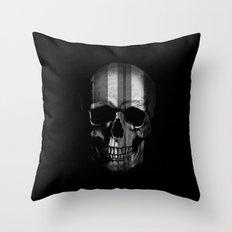 Dark Soul Throw Pillow