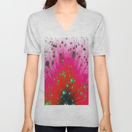ATOMIQUE Unisex V-Neck