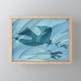 Mermen Framed Mini Art Print