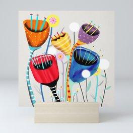 Ruth Fitta-Schulz - California Poppies Mini Art Print