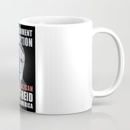 Defeat Harry Reid Coffee Mug