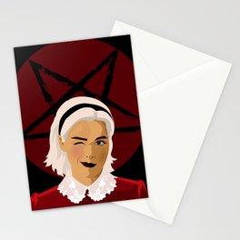 Sabrina Spellman Stationery Cards