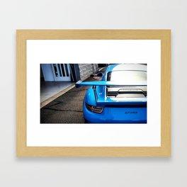 Porsche GT3RS Framed Art Print