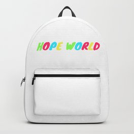 BTS J-HOPE HOPE WORLD Backpack